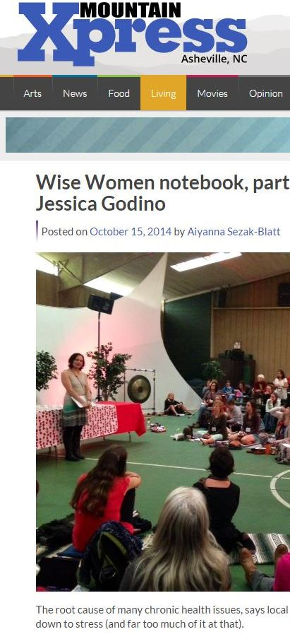 wise woman notebook stress 2014 narrow - low res